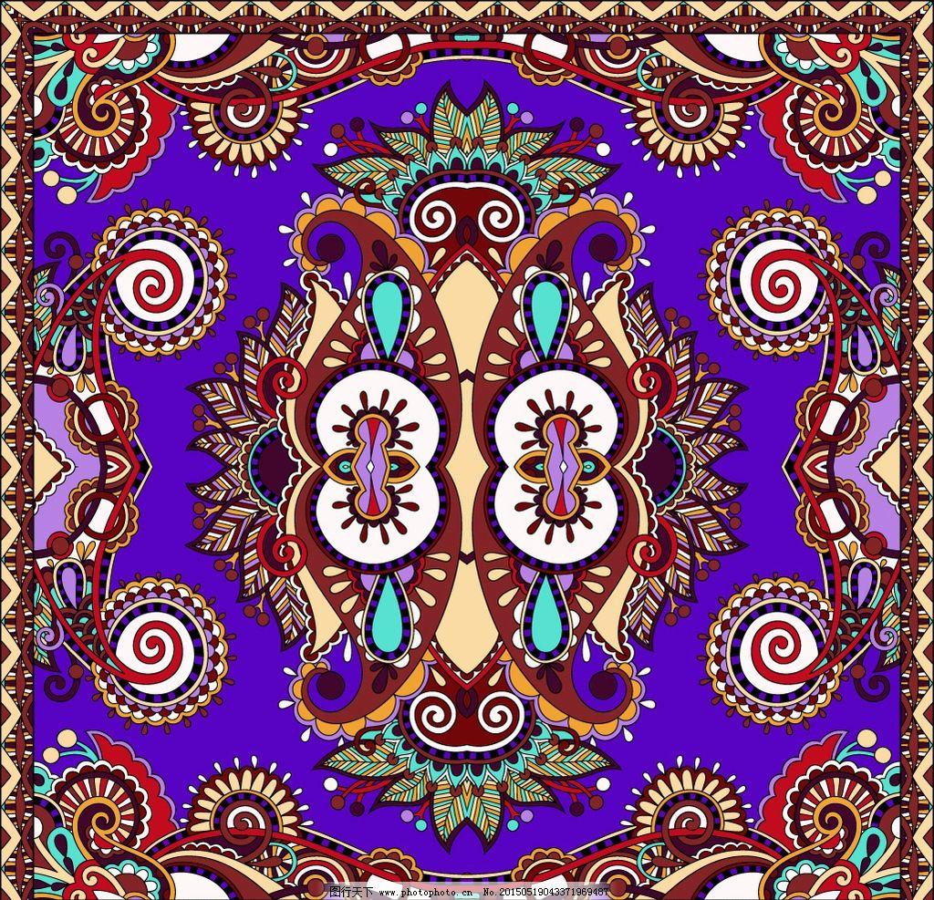 花纹背景 欧式花纹 装饰花纹