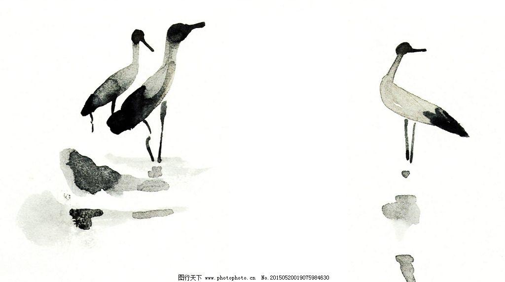 中国水墨风图片