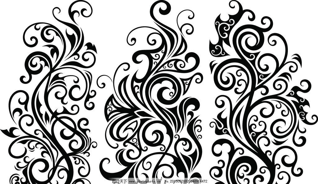 欧式花纹 花纹 花边 边框