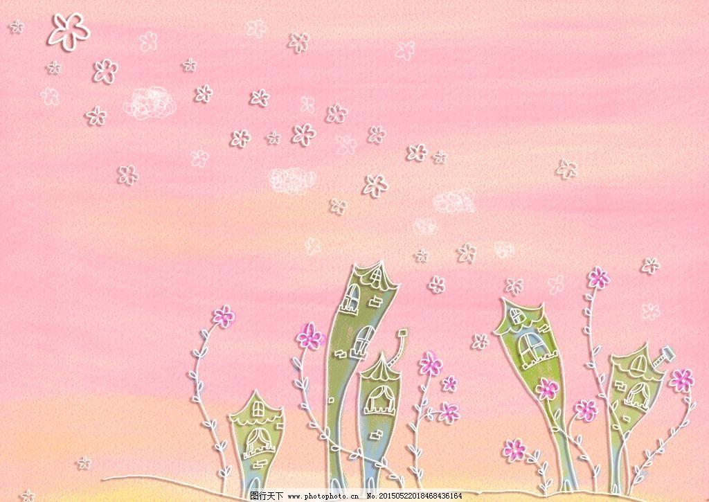 手绘儿童创意画图片