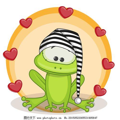 可爱的小青蛙免费下载 小动物 小青蛙 小青蛙 小动物 小爱心 很可爱