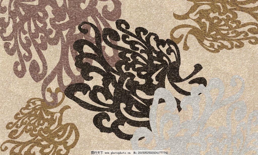 花纹地毯贴图图片