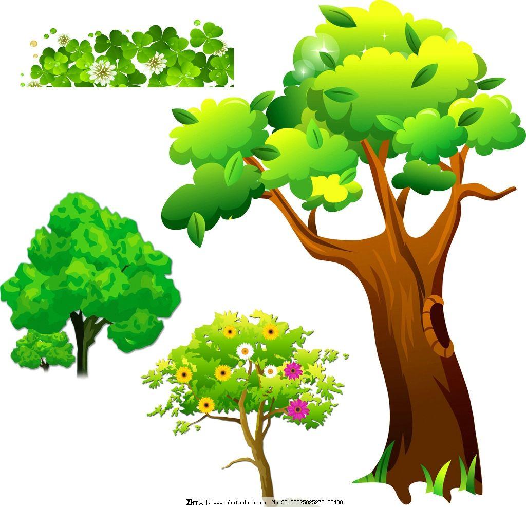 可爱 素材 手绘素材 儿童素材 幼儿园素材 卡通装饰素材 绿色 卡通
