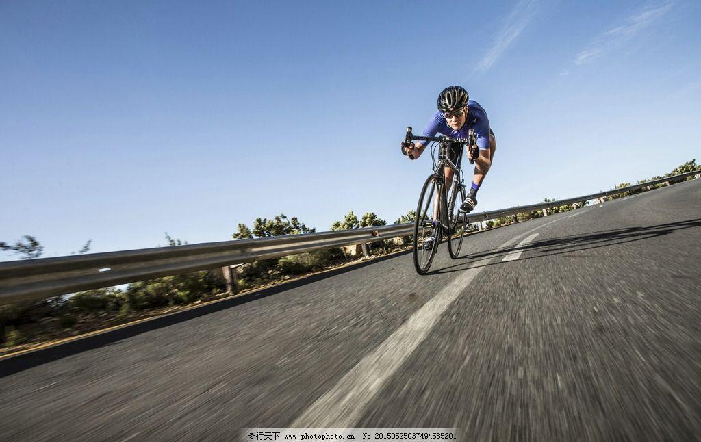 自行车运动装备图片