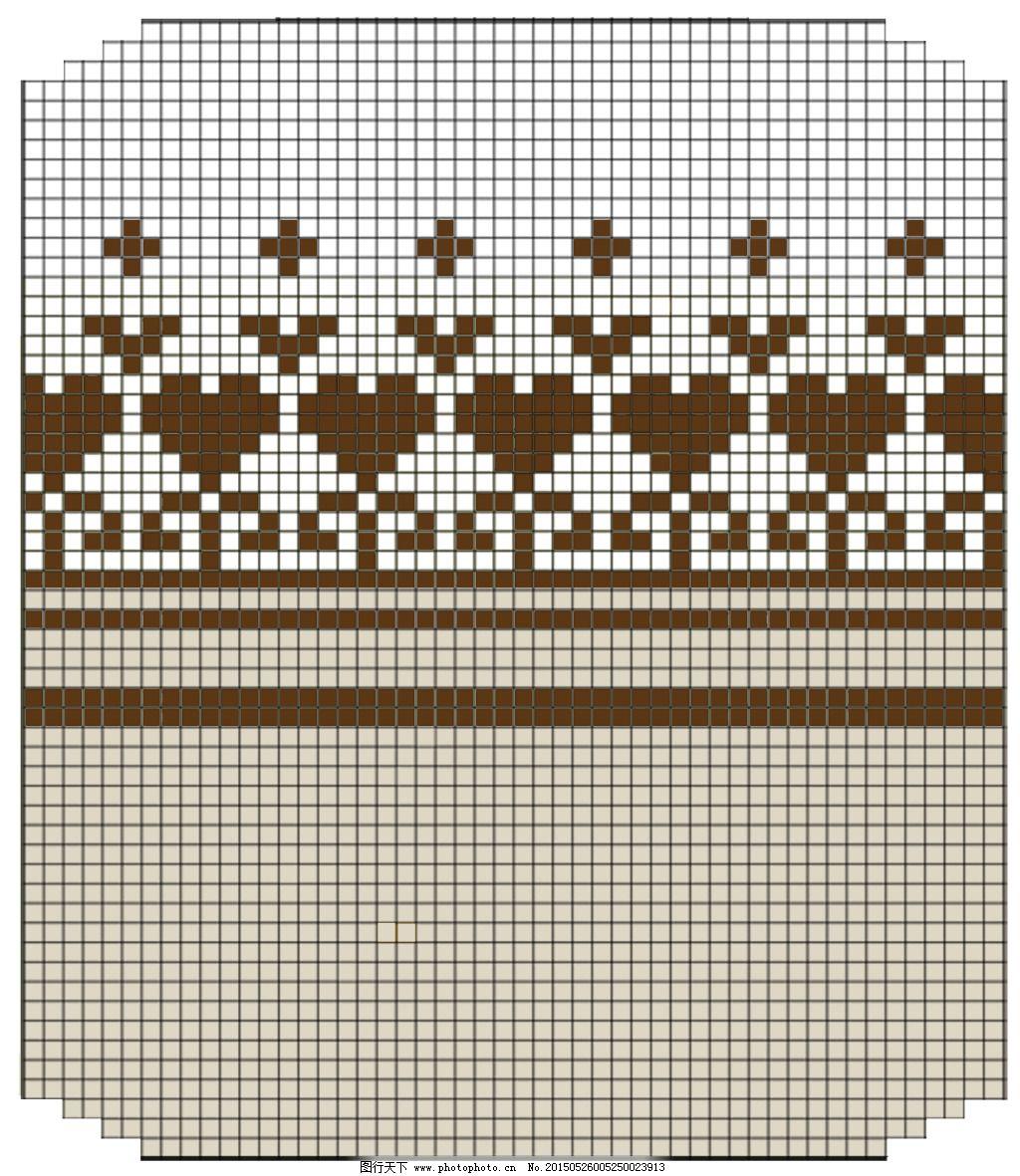 格子点阵图案设计免费下载