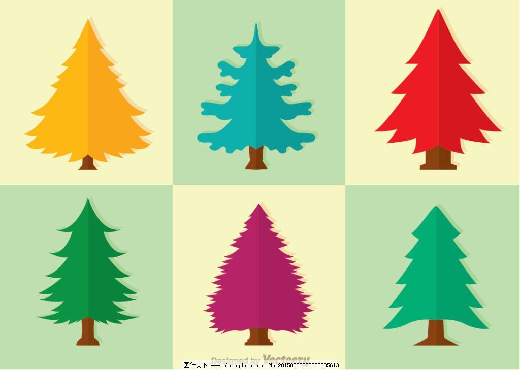 树木设计图
