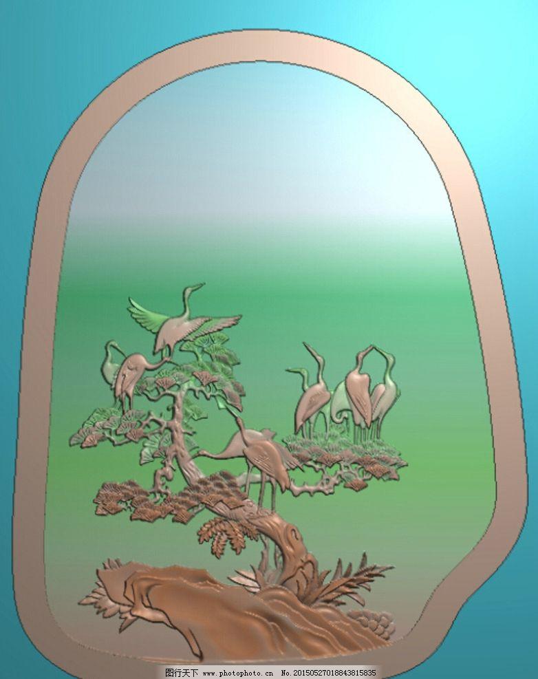 艺术茶盘 精雕图 浮雕图 灰度图 电脑雕刻图 龙茶盘 设计 文化艺术
