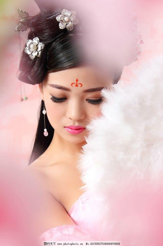 薜葭 古典 古装美女 回眸 闭月羞花唐 装汉服 妖媚中国美女 摄影