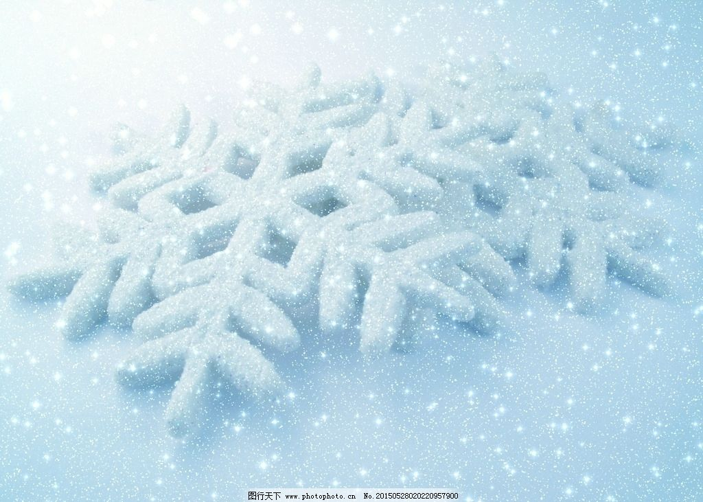 雪花 雪 雪图片 雪花图片 下雪 设计 底纹边框 背景底纹 300dpi jpg