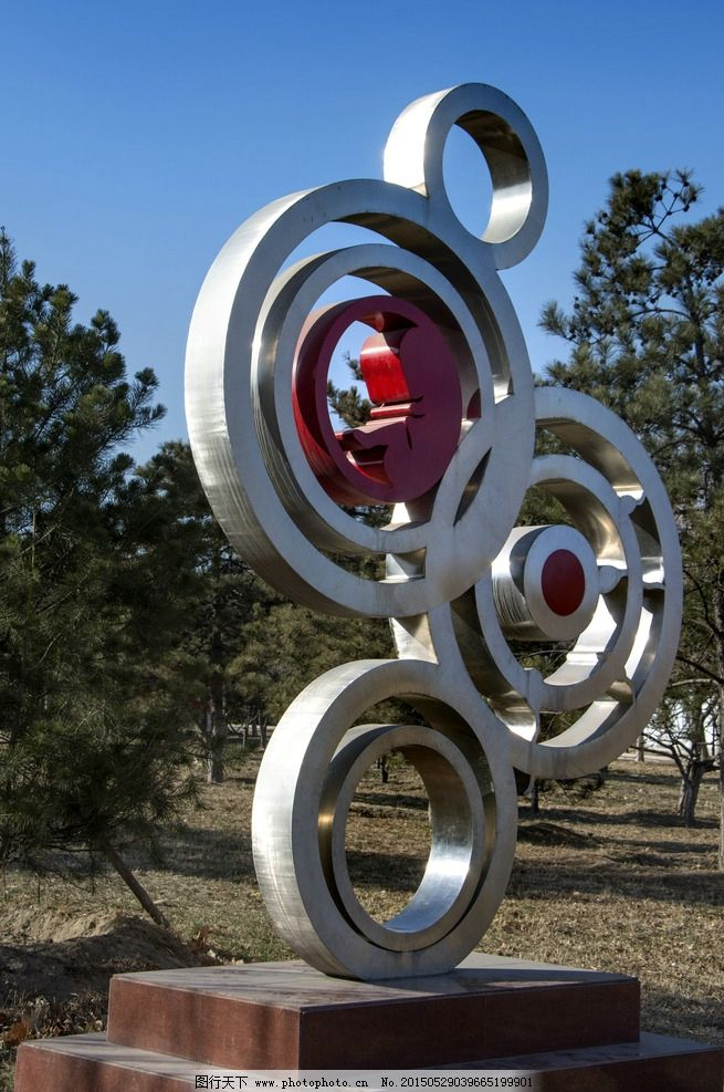 设计图库 环境设计 雕塑  雕塑 景观雕塑 雕塑小品 生命 园林景观