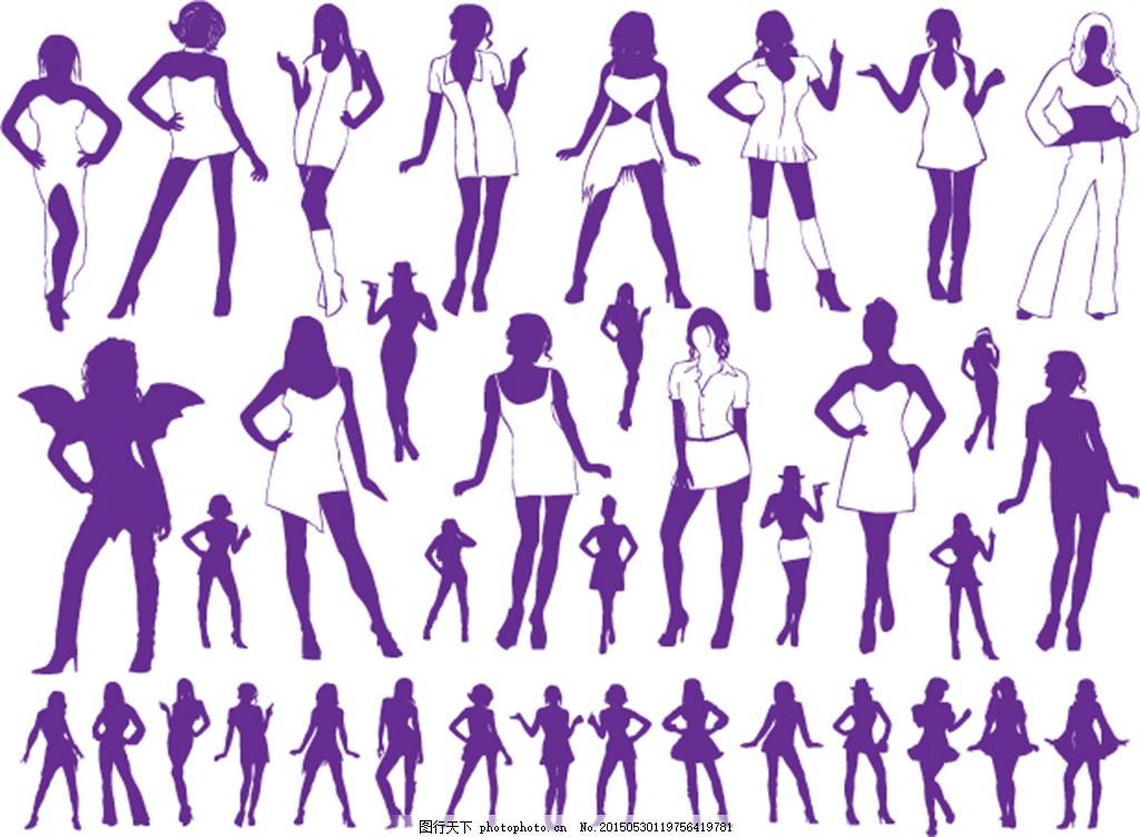 女性壁纸白色,素材性感人物模特-图行天下图性感剪影大全壁纸图片手机图片