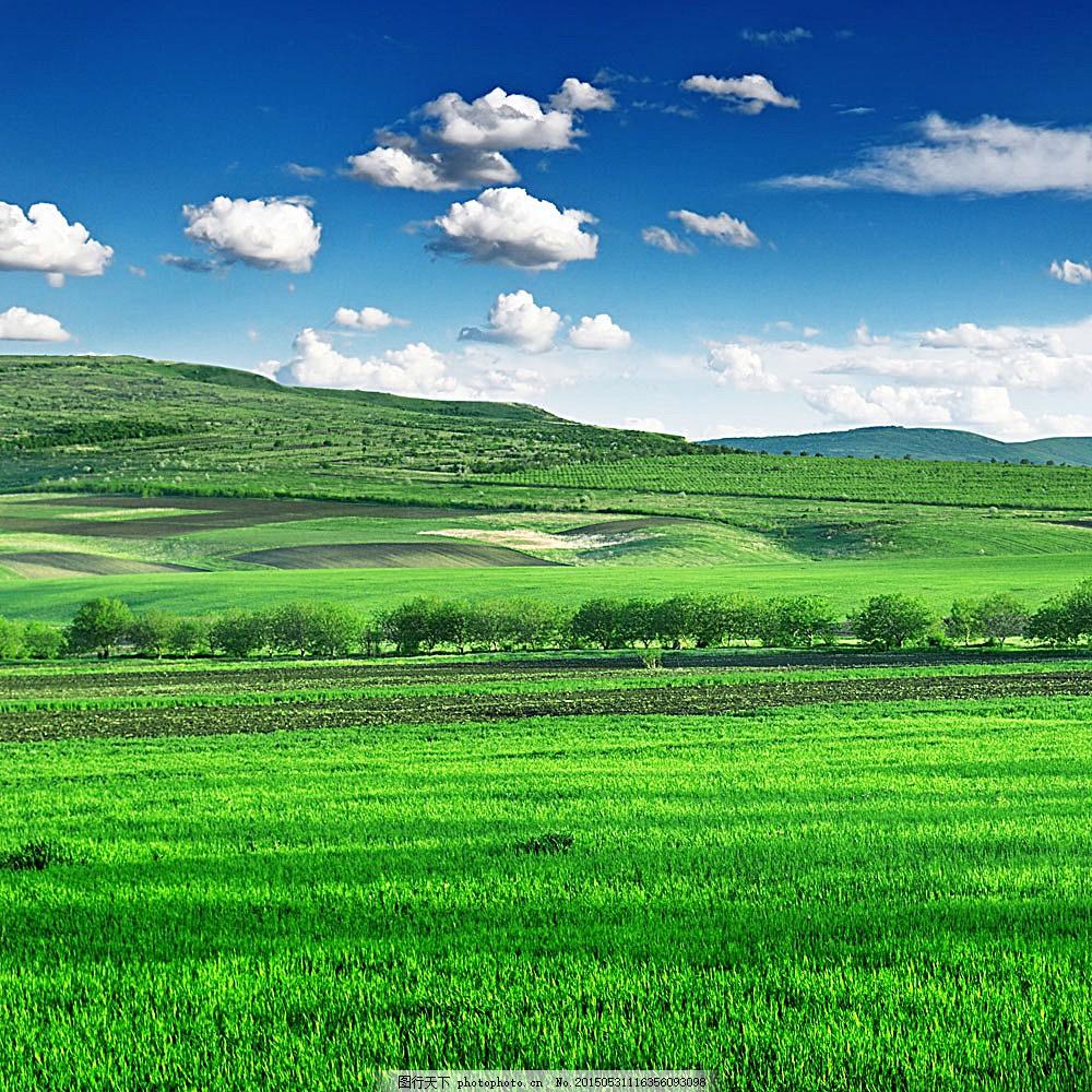 草原风景高清图片