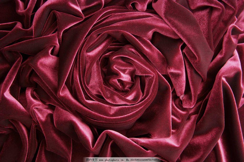 布 布料 布素材 绸缎 酒红色 丝绸 酒红色 布 布料 绸缎 丝绸 布素材