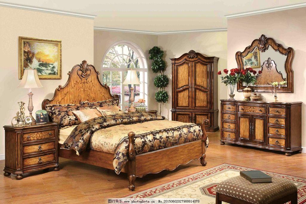 卧室家具图片_室内设计
