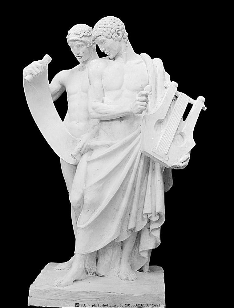 双鱼座雕像 欧式建筑 建筑物 古典建筑 浮雕 石雕 雕塑 雕刻 建筑设计