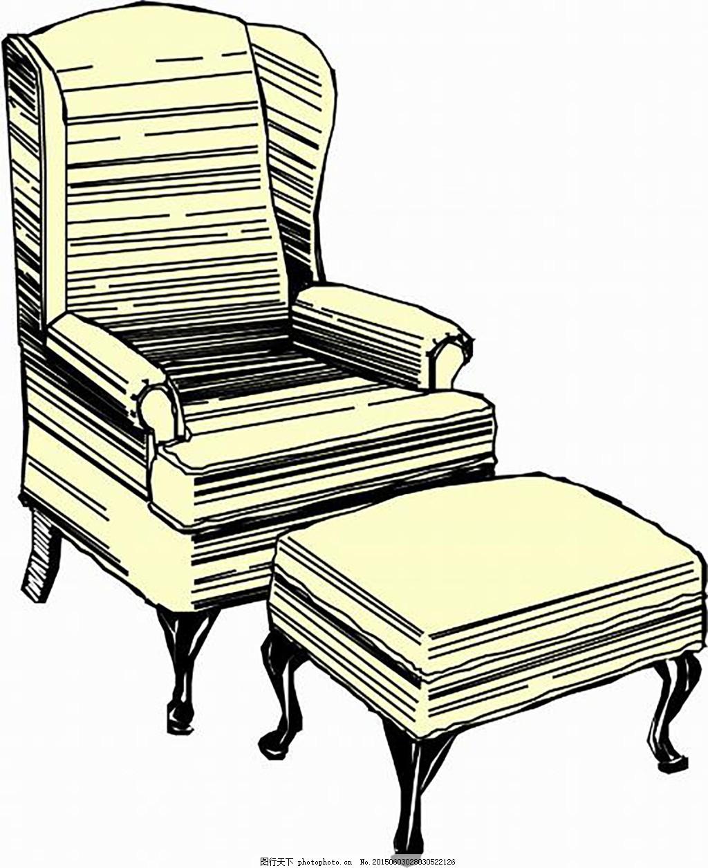 椅子凳子家具