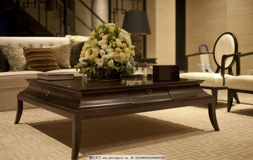 高层楼房客厅沙发搭配