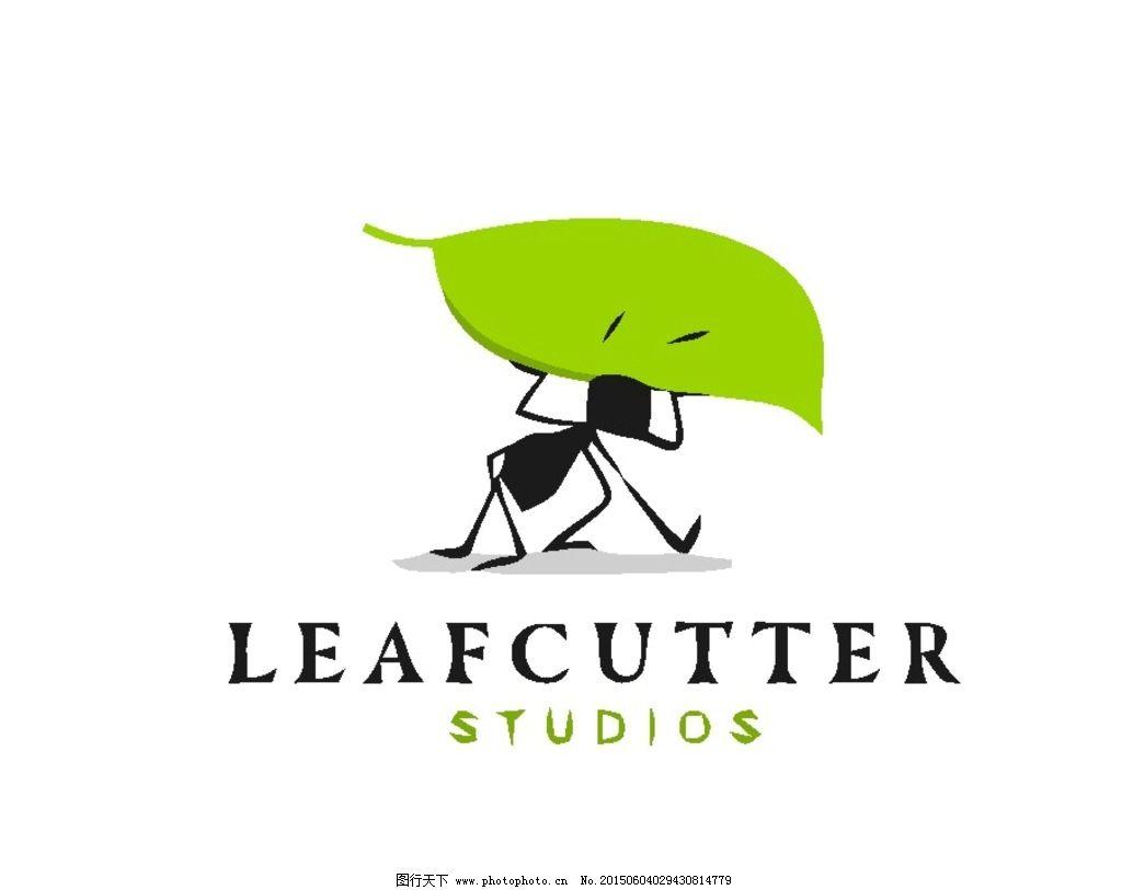 卡通logo 动物 可爱 趣味 标志 图标 标志设计 图标设计