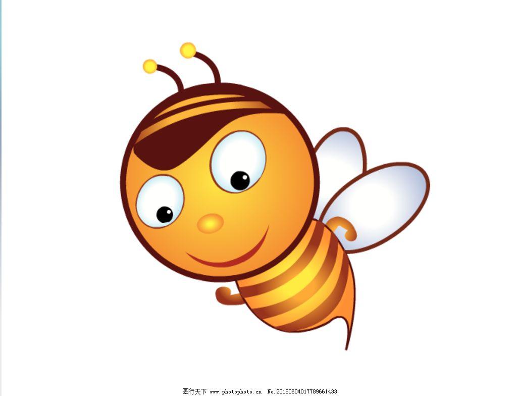 扑动翅膀的蜜蜂flash动画