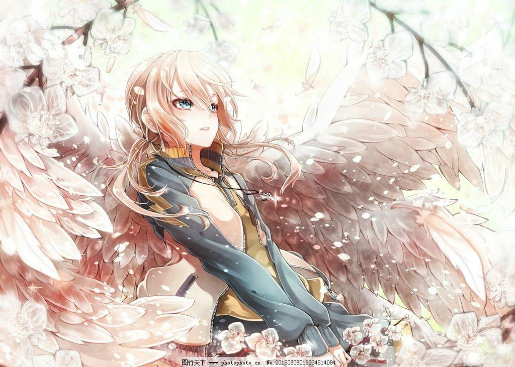 动漫 天使 美女 动漫美女 萝莉 设计 动漫动画 动漫人物 72dpi jpg