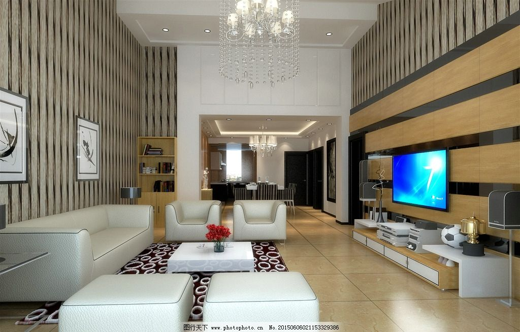 室内设计 3d设计 房屋设计