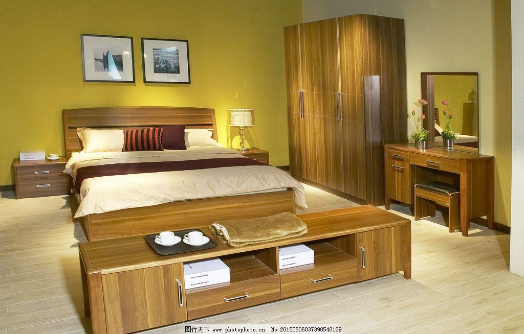 床头柜 梳妆台 妆台 化妆镜 地毯 边柜 柜子      卧房 原木家具 家具