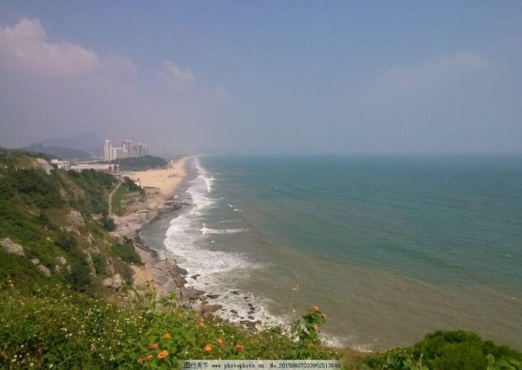 阳江海陵岛十里银滩图片