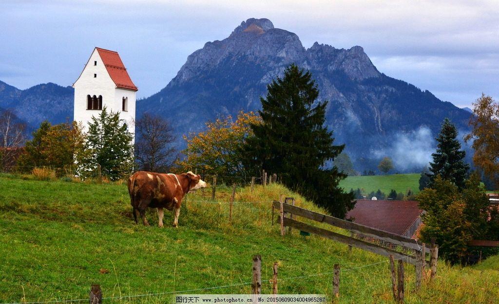 奥地利风景图片_国外旅游_旅游摄影_图行天下图库图片
