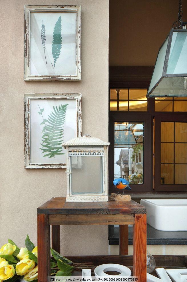 阳台 露台 植物 阳光 休闲
