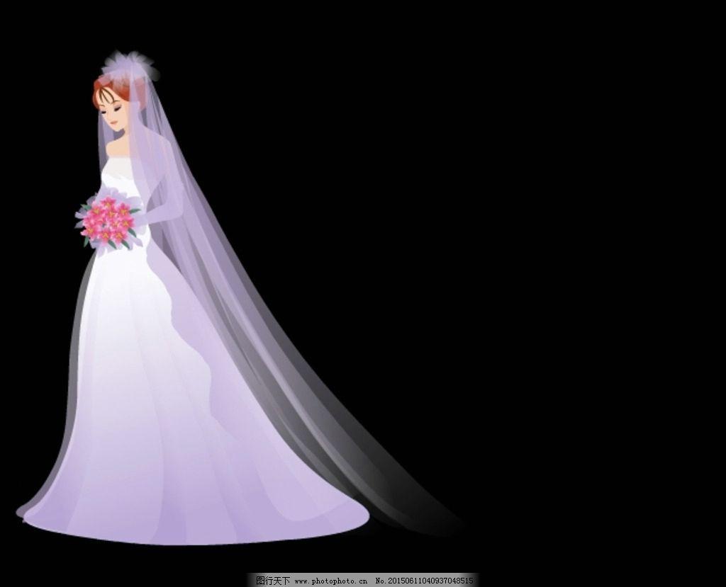 衍纸 作品 图案 大全 立体婚纱 动物