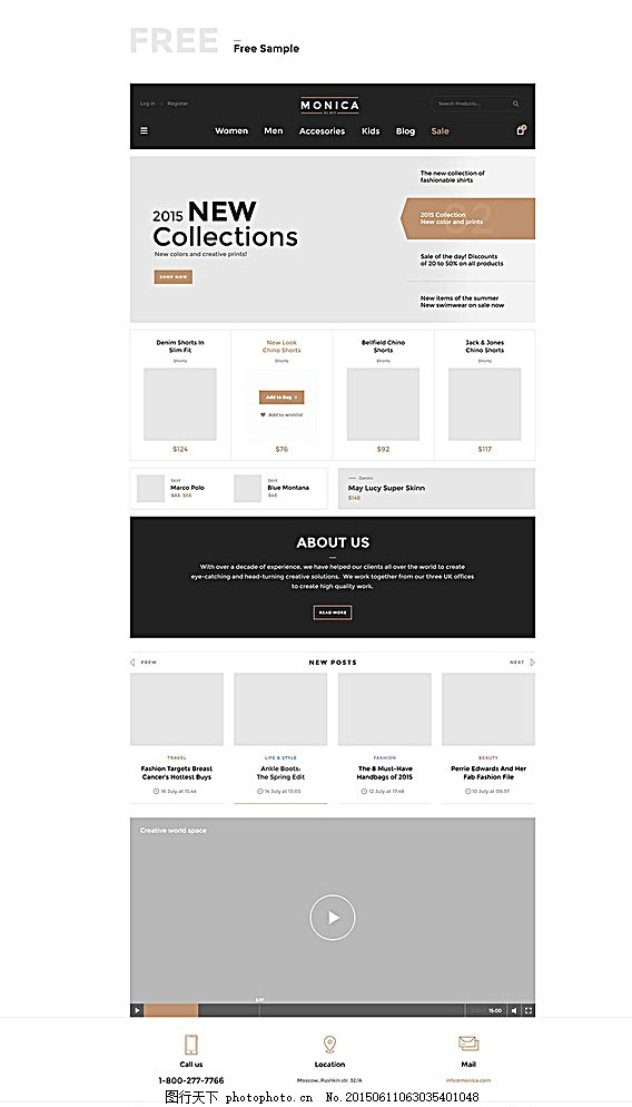 国外优秀网页UI设计源文件素材图片怎么ui接设计外包图片