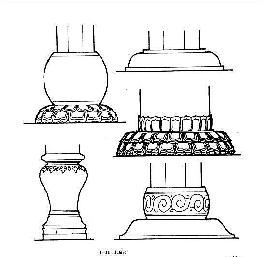 中国古典建筑装饰图案选0100 副本 设计素材 古建图案 其他资料 建筑
