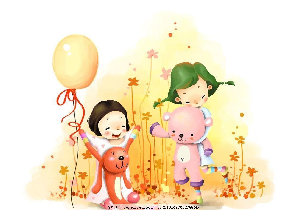 卡通人物 卡通素材 卡通图片 卡通下载 卡通图片素材 儿童 童真 儿童