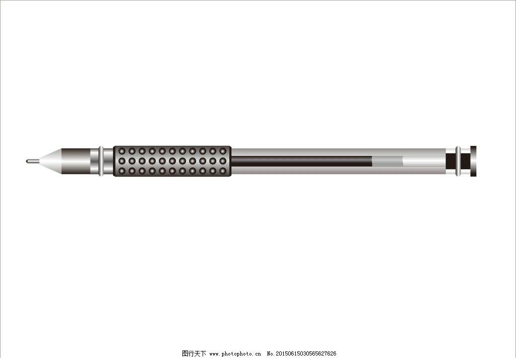 签字笔 中性笔 笔 钢笔 好看的笔 矢量 设计 广告设计 卡通设计 cdr