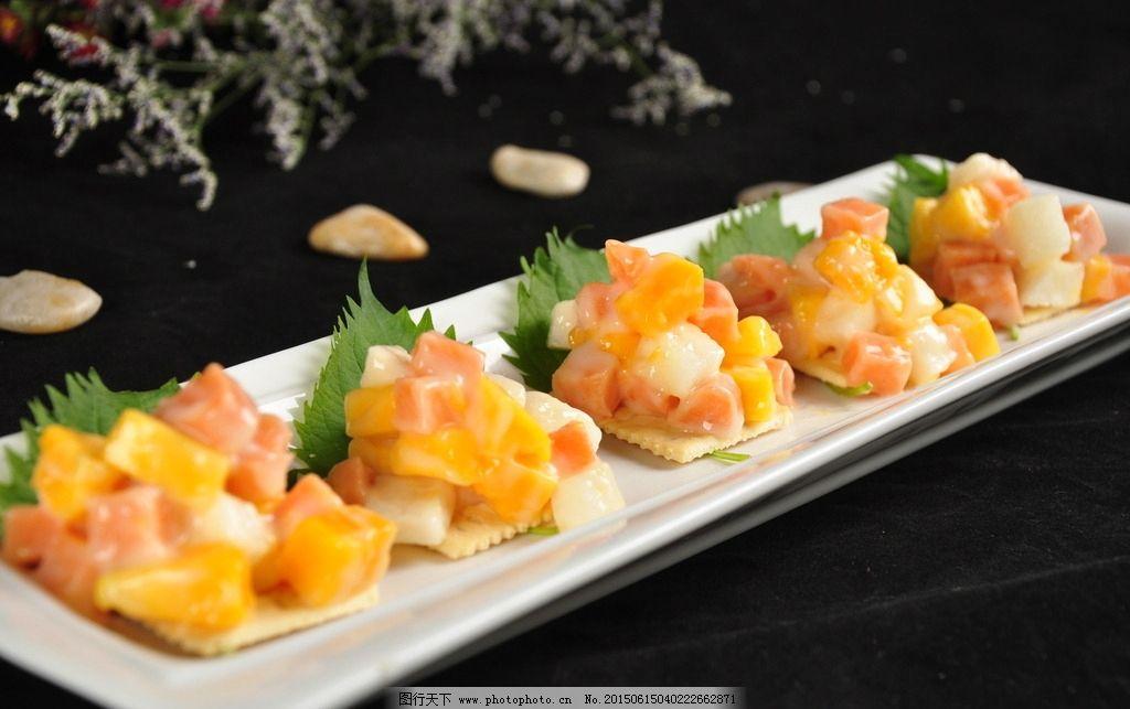 水果沙拉 什锦沙拉 蔬菜沙拉 沙拉拼盘 水果拼盘 果盘 西餐 摄影