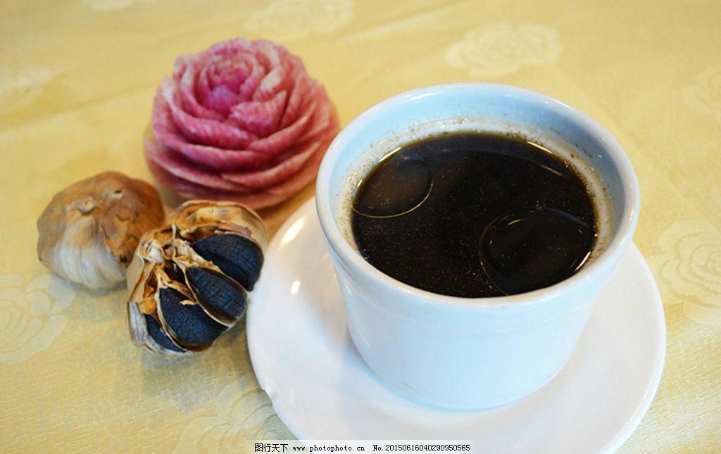 台湾野生黑蒜炖特色龙骨,黑蒜龙骨龙骨汤猪肝手痘可以吃图片吗图片