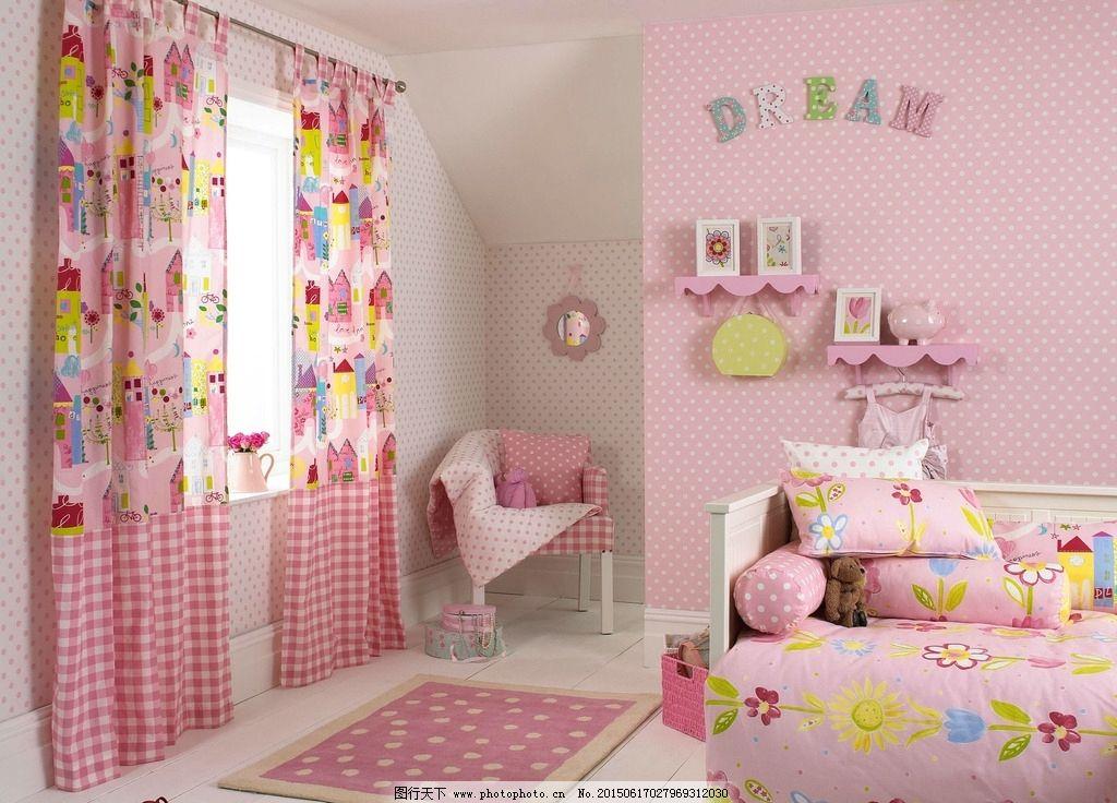 儿童房 墙纸效果图 儿童房间        房间      设计 环境设计 室内