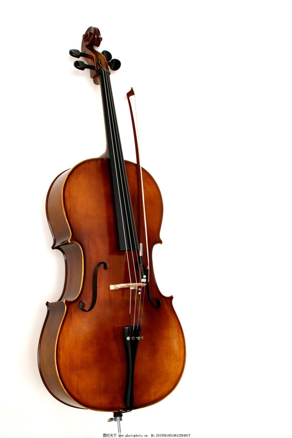 优雅小提琴白幕易抠图免费下载 白背景 小提琴 小提琴 琴弦 白背景图片