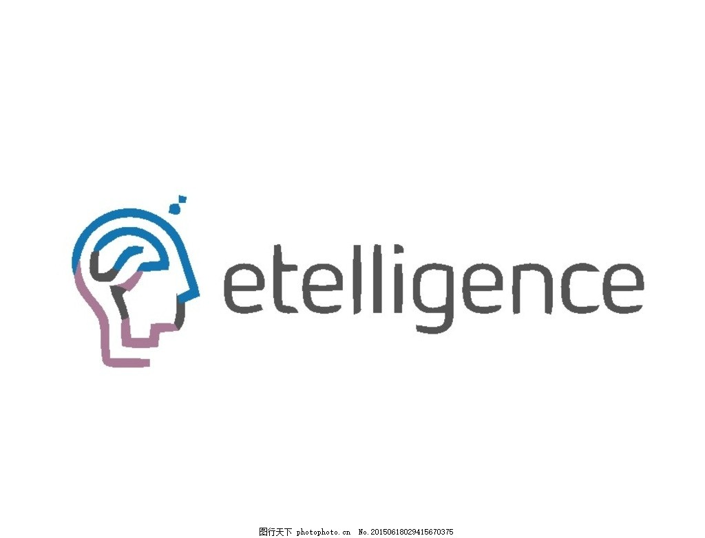 脑logo 脑 大脑 脑组织      标志 图标 logo设计 标志设计 图标设计
