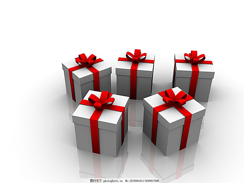 礼品摄影 礼品盒 礼物 礼品 包装盒 盒子 彩带 蝴蝶结 包装 节日庆典