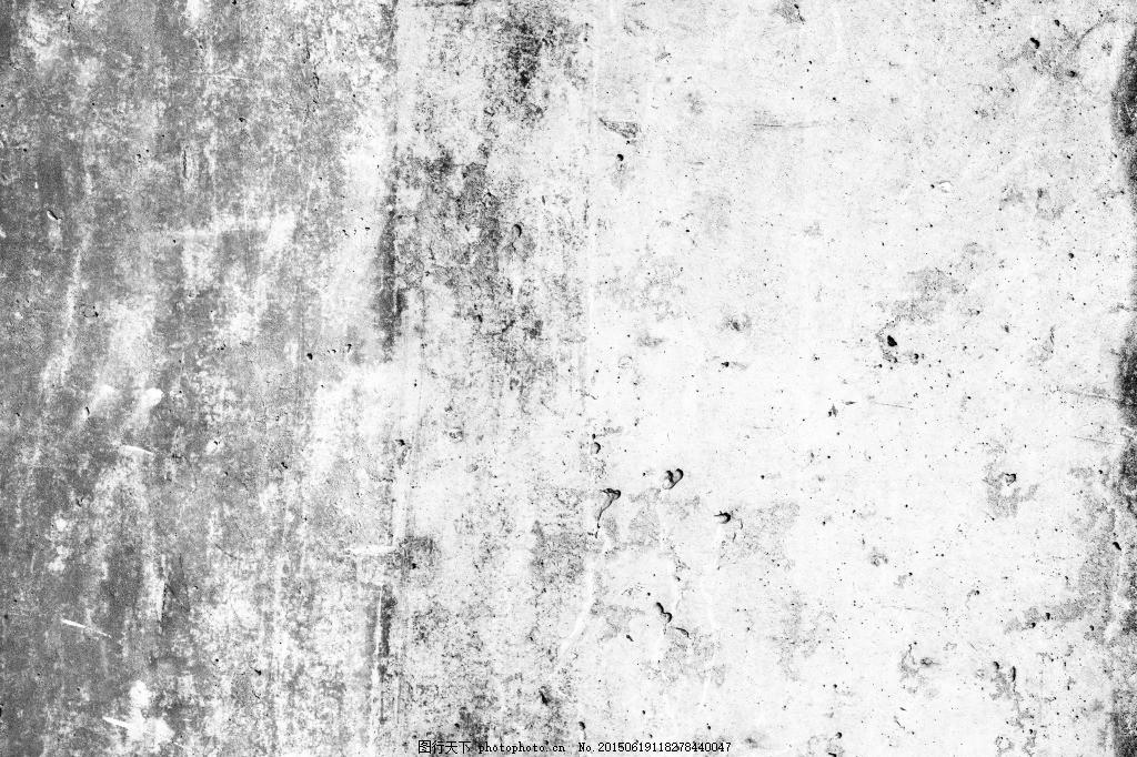 老旧的石灰墙壁 背景素材