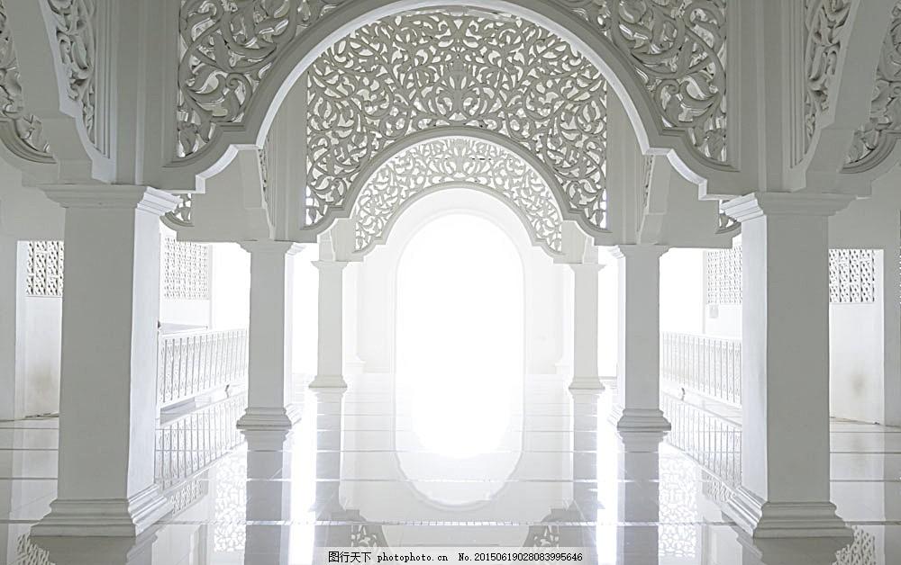国外建筑摄影 门 柱子 清真寺 室内设计 装修 装饰 其他类别图片