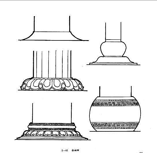 中国古典建筑装饰图案选0098 副本 设计素材 古建图案 其他资料 建筑