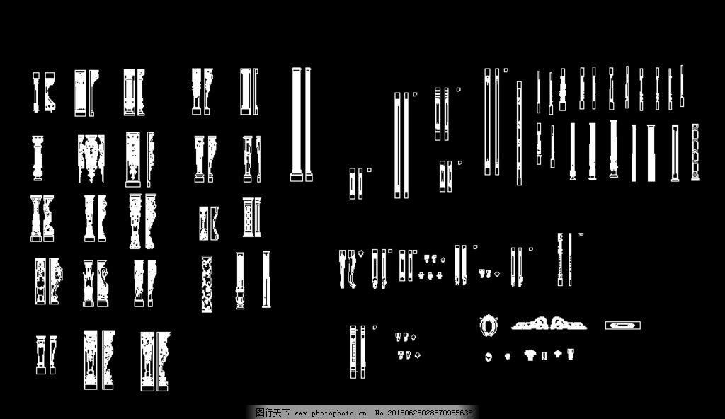 CAD罗马小柱车体_家居设计_环境设计_图行天铁路总图钢结构图片cad客车图片