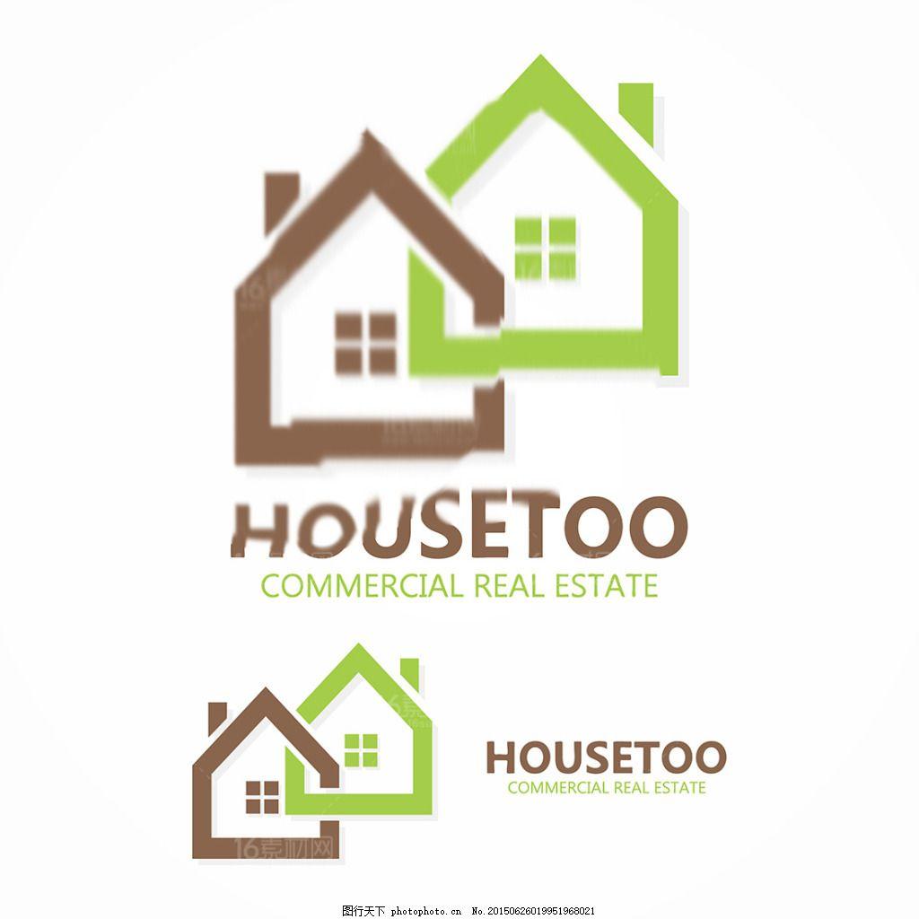 个性logo设计矢量素材 标志图形logo 计创意logo 图形标志设计商标