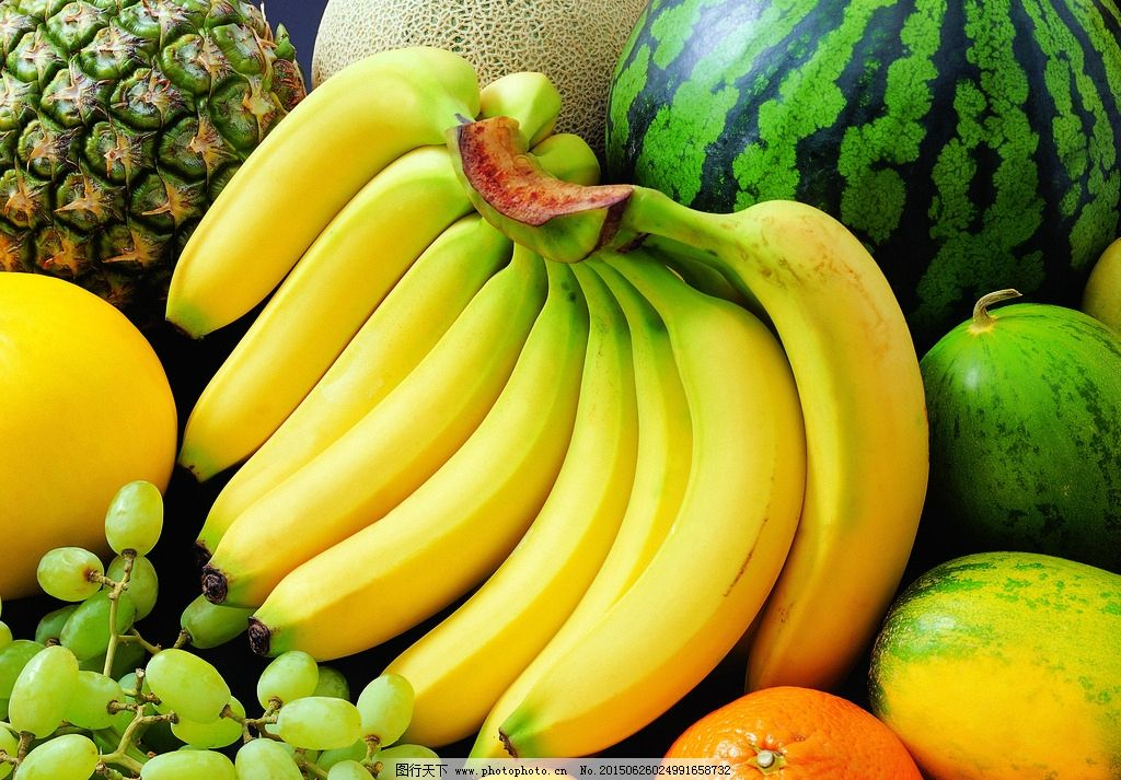水果蔬菜 果蔬 新鲜果蔬