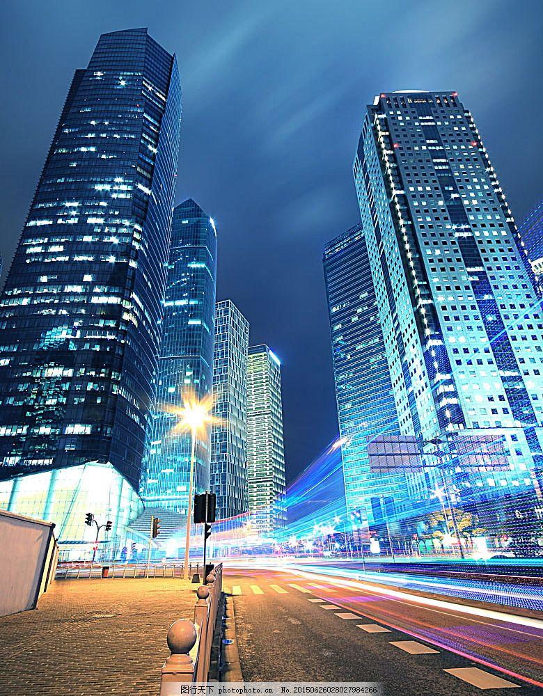 城市建筑物摄影