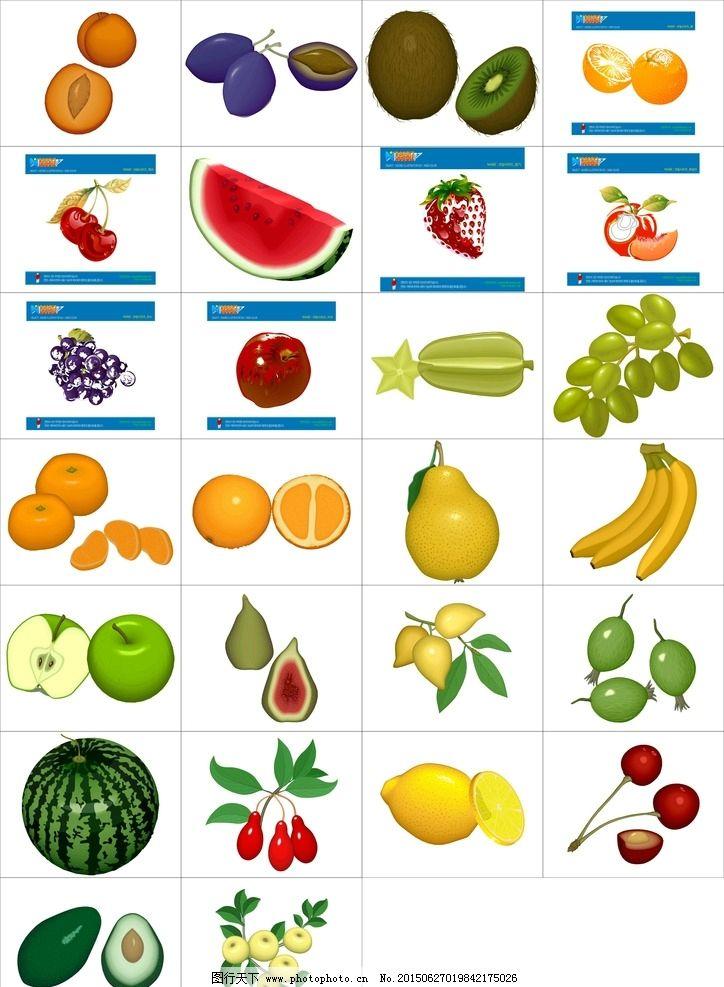 水果加工标识