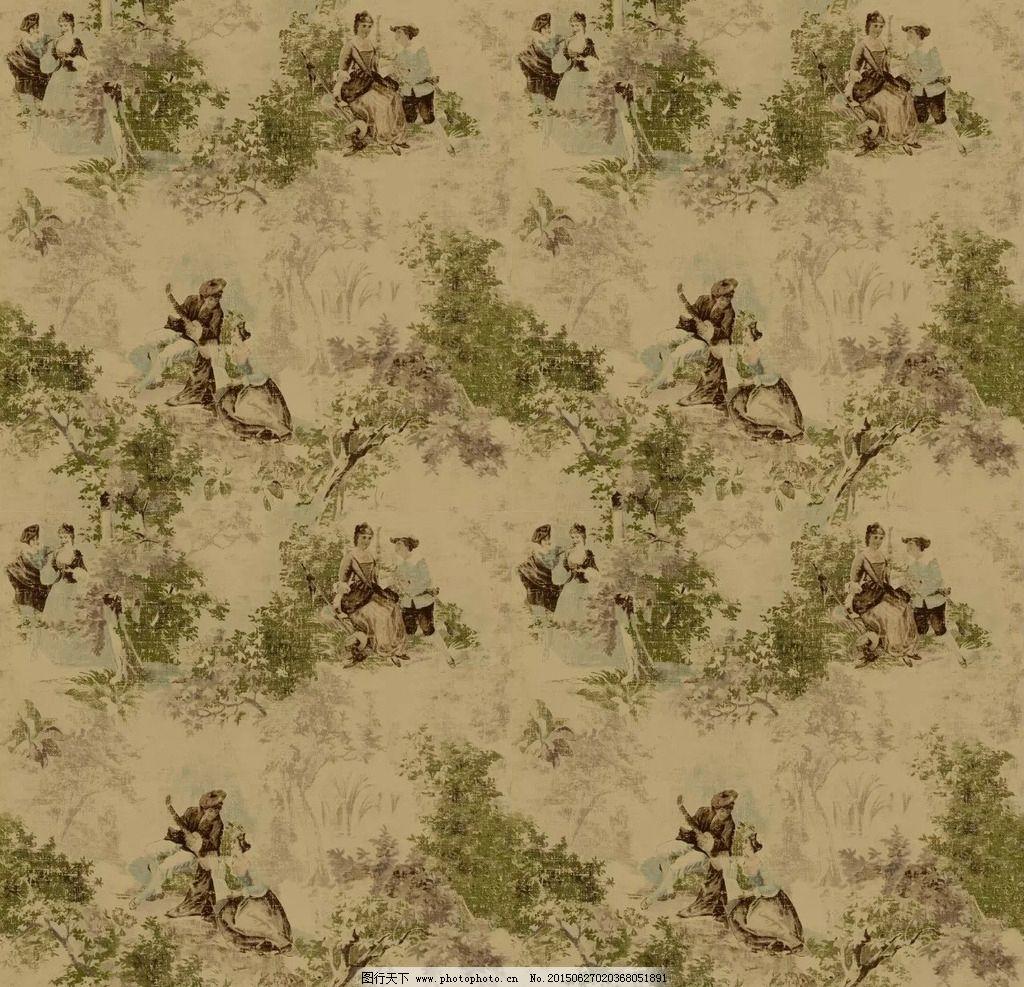 英式壁纸墙纸树图片图片