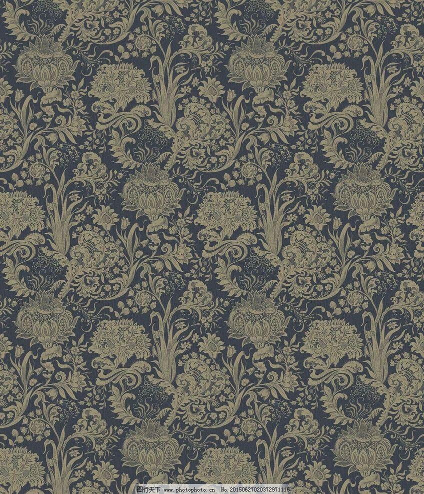 欧式 现代 简约 壁纸 墙纸 花边 壁纸 设计 底纹边框 花边花纹 72dpi图片